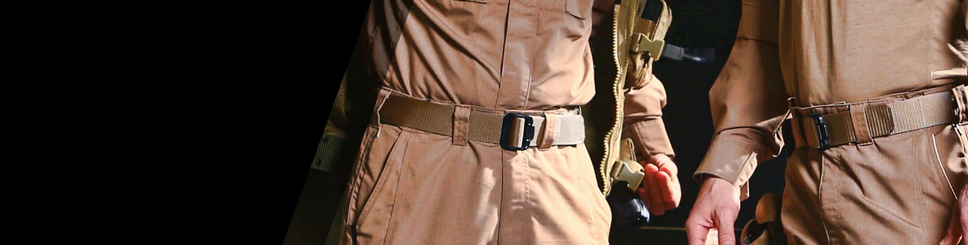 Best Duty and Tactical Belts in Leather, Nylon & Plastic