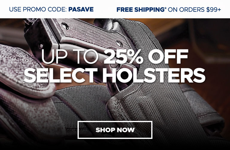 Holsters sale