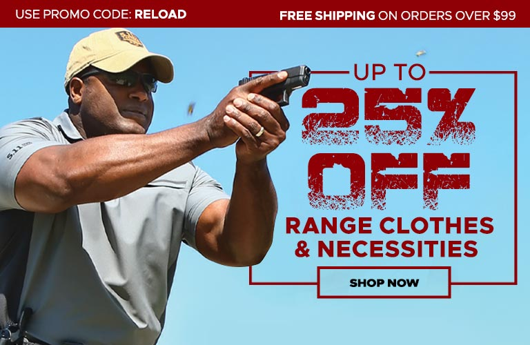 25% Off Range Sale
